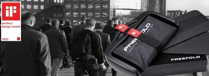 Freefold Suit Carrier System